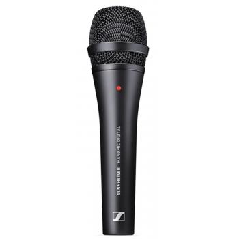 Sennheiser Hand Mic Digital Micrófono de Mano Dinámico