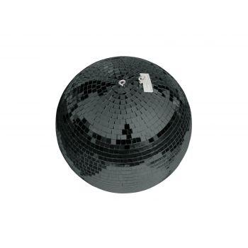 Eurolite Bola de Espejo 30cm Negro