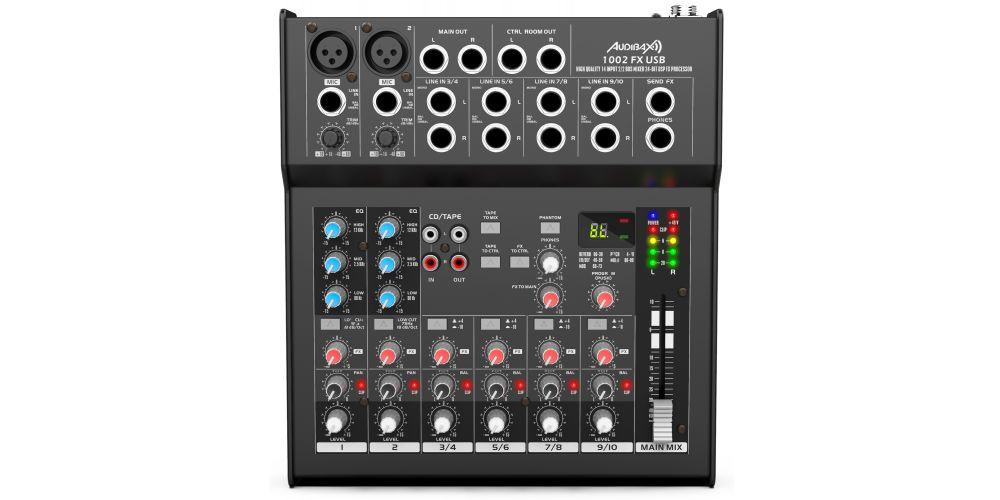 audibax 1002 fx usb