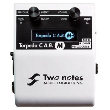 Two notes Engineering Torpedo Cab M+ Simulador Altavoz