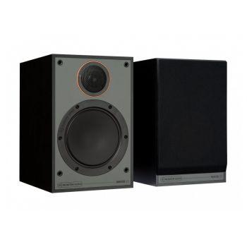 Monitor Audio Monitor 100B Black Altavoces HiFi Estantería. Pareja Negros