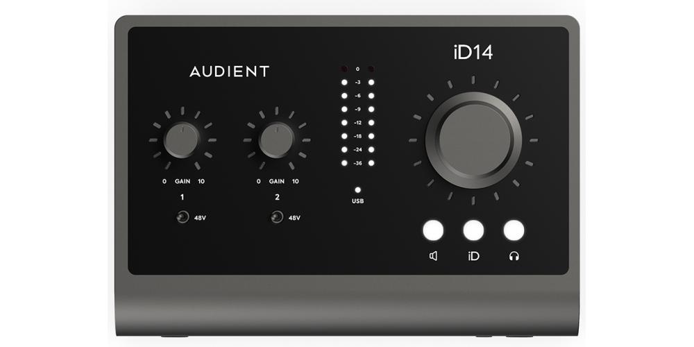 Audient ID14MK2 Interface de audio USB
