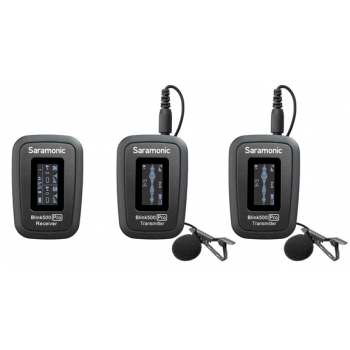 Saramonic Blink 500 Pro B2 Micrófono Inalámbrico