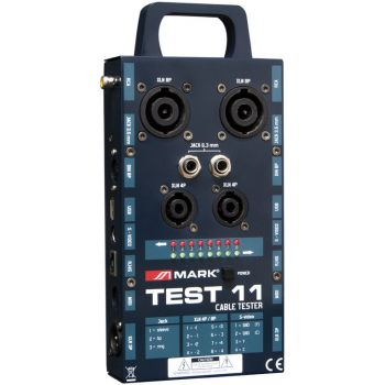 MARK Test 11 Cable Tester