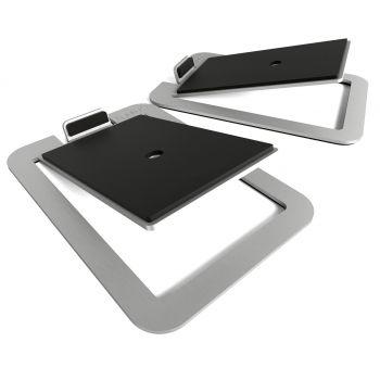 Kanto S4 Aluminium Soporte para Altavoces