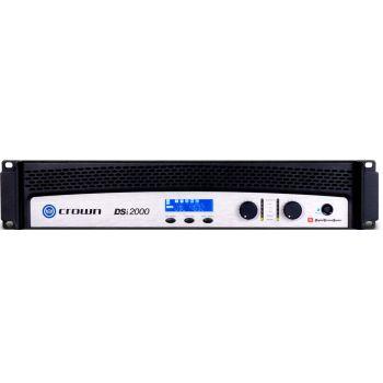 CROWN DSI-2000 Etapa Potencia con DSP pre-programados 2x800W