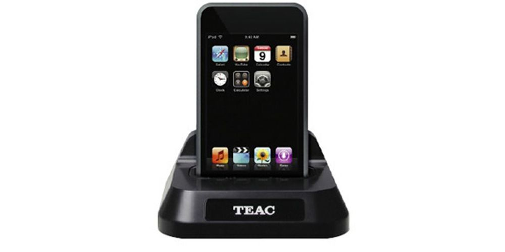 dock station para ipod apple