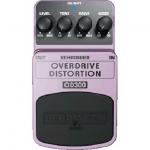 BEHRINGER Pedal  Guitarra Efecto Distorsion OD300 Behringer OD-300