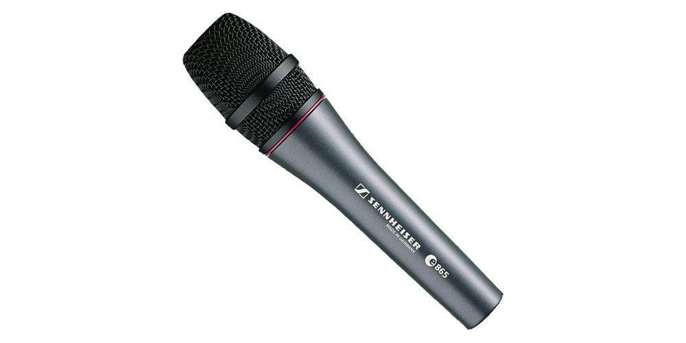 sennheiser e865 microfono