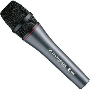 Sennheiser E865s Micrófono Vocal