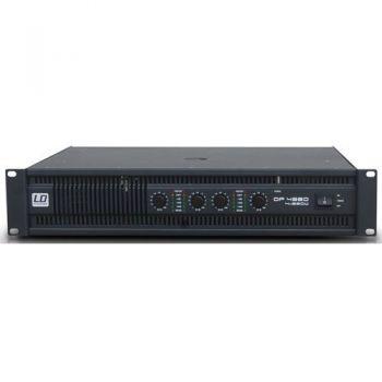 LD SYSTEMS DEEP²  4950 Etapa de Potencia  4 Canales  LDDP4950
