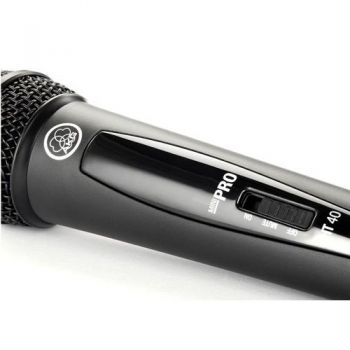 AKG WMS-40 MINI VOCAL Microfono Inalambrico Mano, Banda ISM1