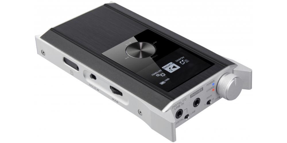 teac hap90 amplificador auriculares dsd sd