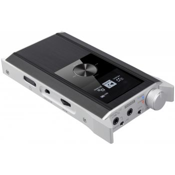 TEAC HA-P90 SD Amplificador Auriculares Portatil, NEGRO