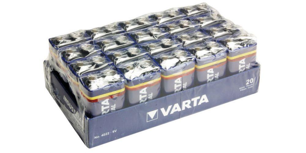 comprar pila 9v pack 20 VIMN4022