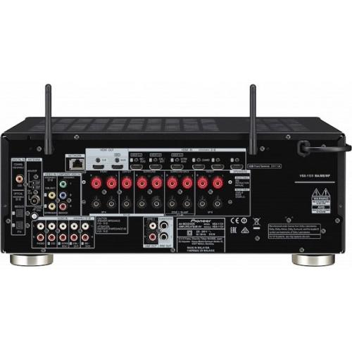 PIONEER VSX-1131 Black RECEPTOR AV