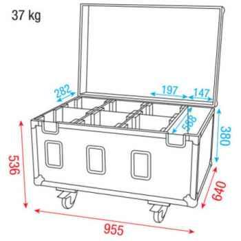 dap audio case d7020 picture