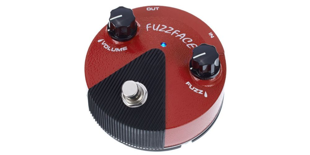 Dunlop Fuzz Face Mini Germanium red