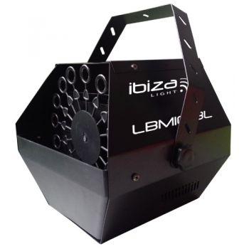 Ibiza Light Lbm10Bat BL Maquina de Burbujas