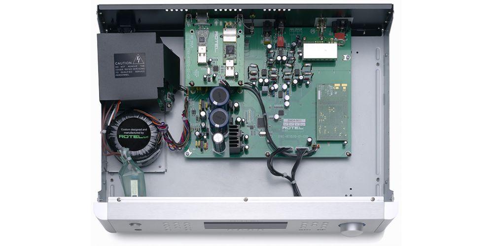 rotel rt1570 silver radio dab fabricacion