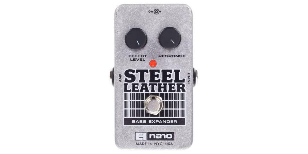 electro harmonix nano steel leather 2