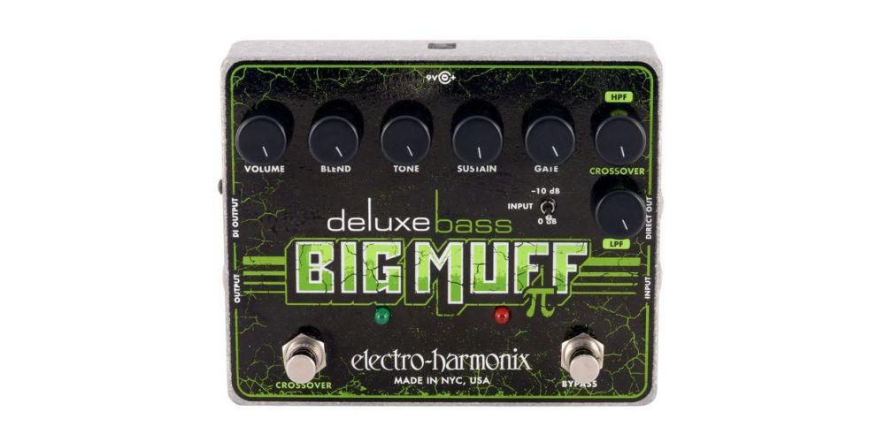 electro harmonix deluxe bass big muff pi 2