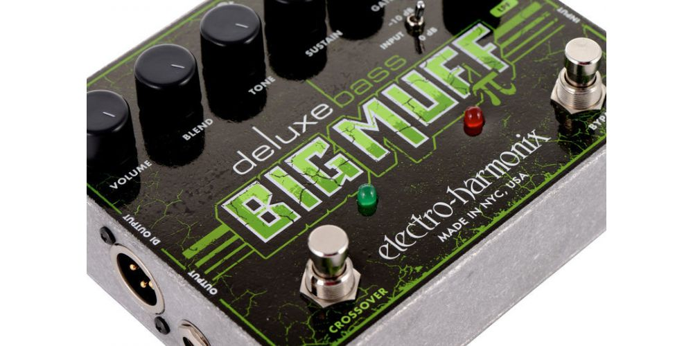 electro harmonix deluxe bass big muff pi 6