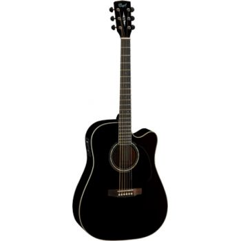 Cort MR710F BK Guitarra acustica