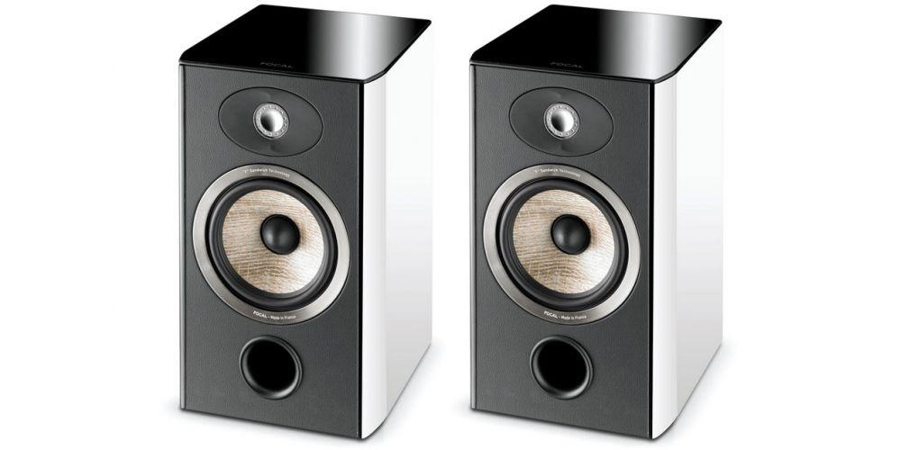focal aria 906 white altavoces