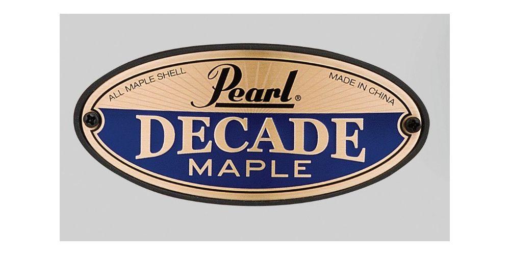 pearl decade maple dmp925s white satin pearl precio