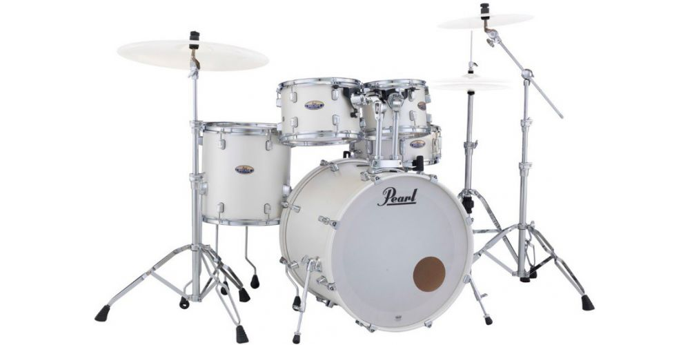 pearl decade maple dmp925s white satin pearl
