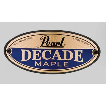 Pearl Decade Maple DMP925/S White Satin Pearl, Set Bateria
