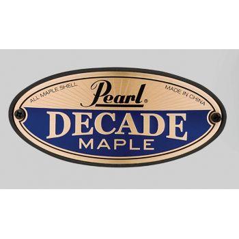 Pearl Decade Maple DMP925/S White Satin Pearl, Set Bateria