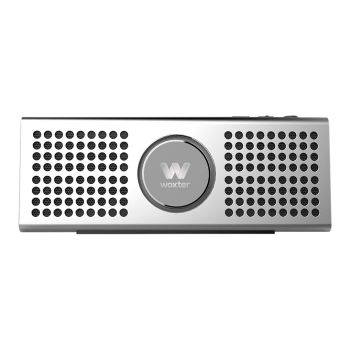 WOXTER BIG BASS BT-20 Silver Altavoz Bluetooth