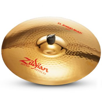 "ZILDJIAN CRASH 17"" EL SONIDO MULTI CRASH RIDE"