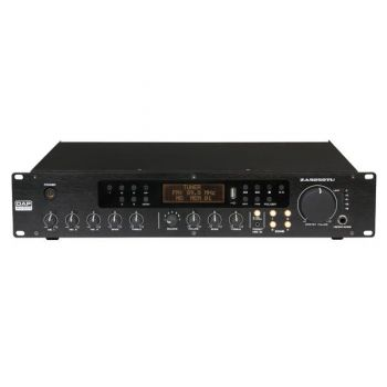 DAP Audio ZA-9250TU Amplificador de Zonas 100V