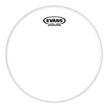 Evans 08 G12 Clear Parche de Tom TT08G12