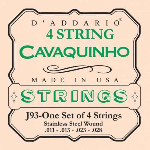 D´addario J93 Cavaquinho