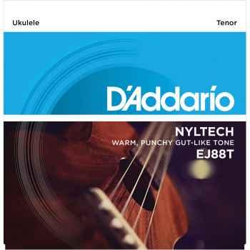 D´addario EJ88T Nyltech Tenor para ukeleles