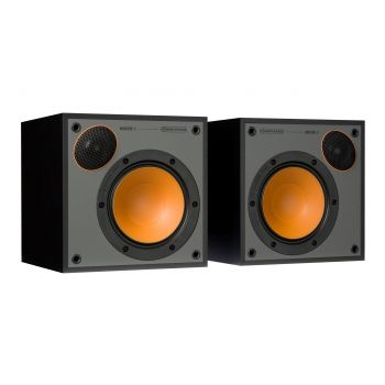 Monitor Audio Monitor 50 Black Pareja Altavoces