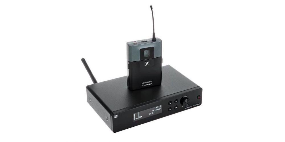 sennheiser xsw 2 me2 microfono solapa receptor