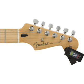 Fender Afinador De Pinza cromático Tuner Fiesta Red.