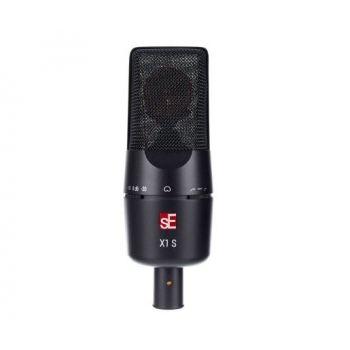 sE Electronics Micrófono de condensador gran diafragma X1 S