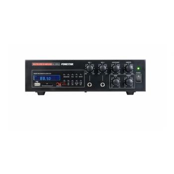 Fonestar MA-30RGU-E Amplificador de Megafonía USB/SD/MP3/FM