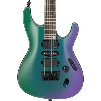 Ibanez S671ALB-BCM Guitarra Eléctrica Blue Chameleon