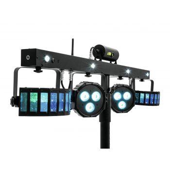 Eurolite Led KLS Laser Bar FX Light Set de Barra de Iluminación