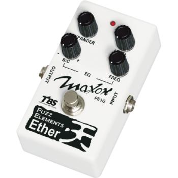 Maxon FE-10 Fuzz Elements Ether Pedal Efectos Guitarra