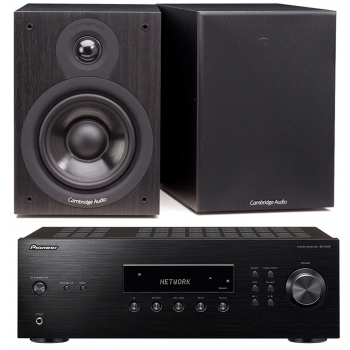 PIONEER SX-10AE-B+Cambridge Audio SX50 Bk Conjunto Sonido
