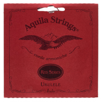 Aquila 87U Cuerdas Ukelele Tenor Red Series