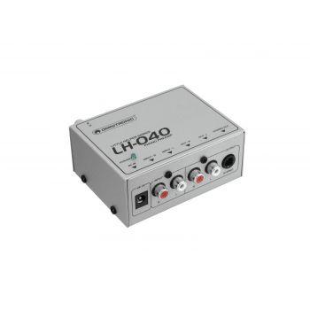 Omnitronic LH-040 Preamplificador Phono